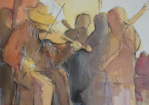 Faded Love by Robert Yonke