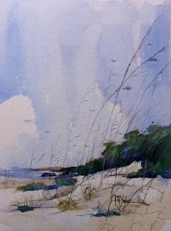 """Two Umbrellas"" by Robert Yonke"