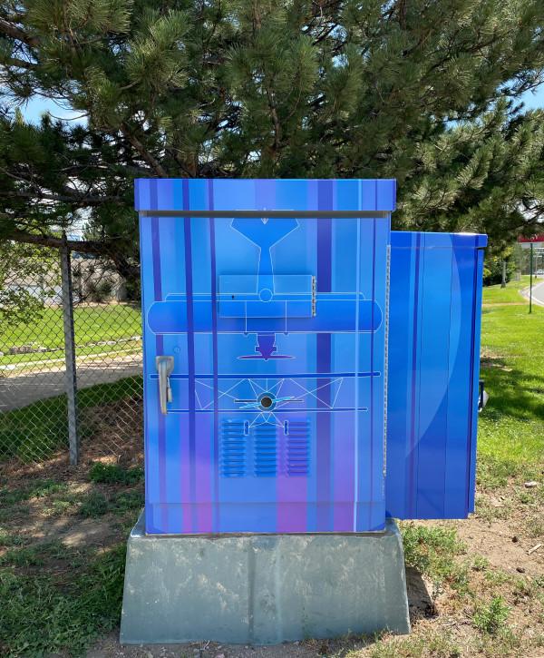 Blueprints by AJ Davis