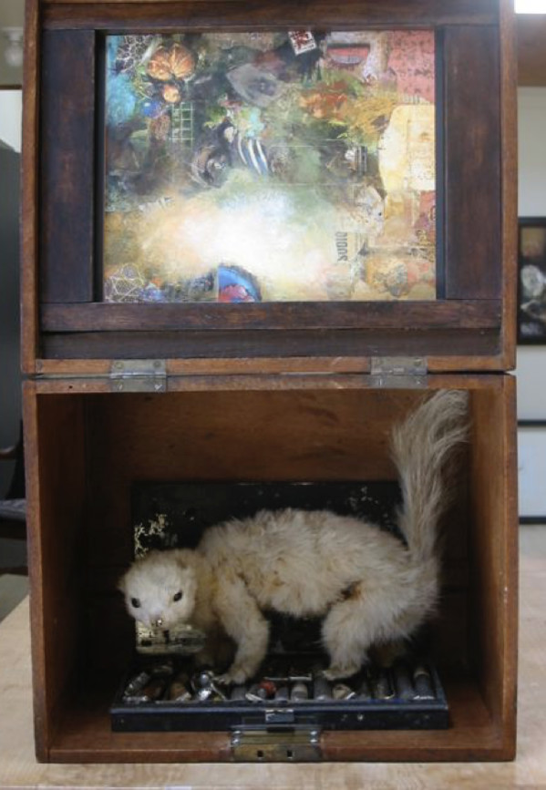 Portrait of the Artist as a Young Man by Nick Bantock