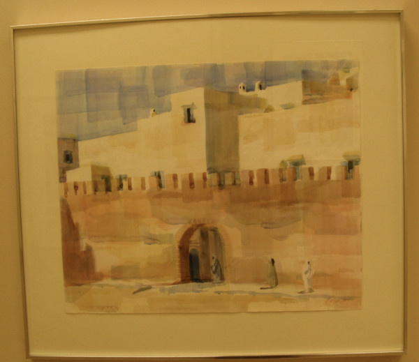 Gate to the Old City, Essaouita, Morocco by Harry Marinsky