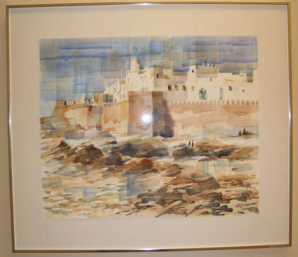 La Skala, Essaouita, Morocco by Harry Marinsky