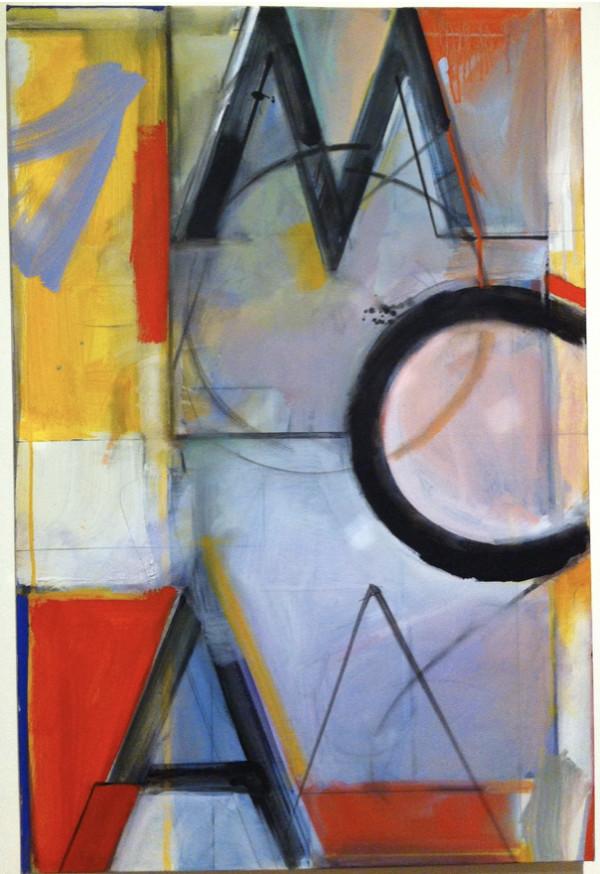 Monogram (MOA) by Craig Marshall Smith
