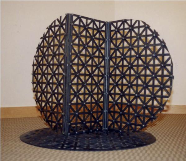 Zig Zag Orbit by Linda Fleming