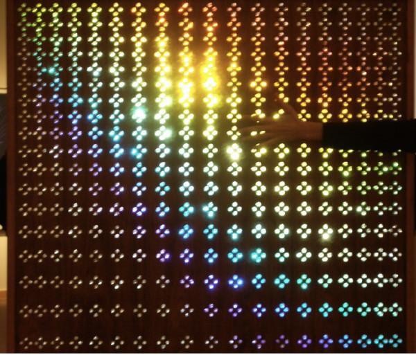Rainbow Light Box part 1 of 3 (lightbox) by Corwin Bell