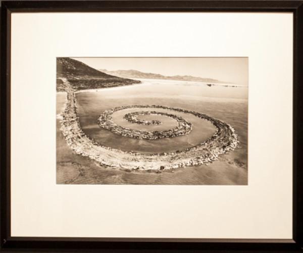 Jetty with Island 1 by Gianfranco Gorgoni