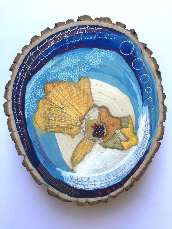 Geography of an Iris by Jacks McNamara