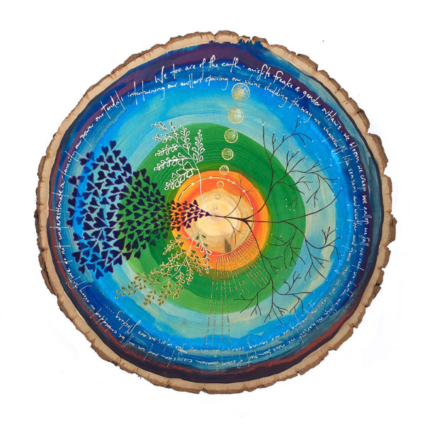 We Too Are Of The Earth by Jacks McNamara