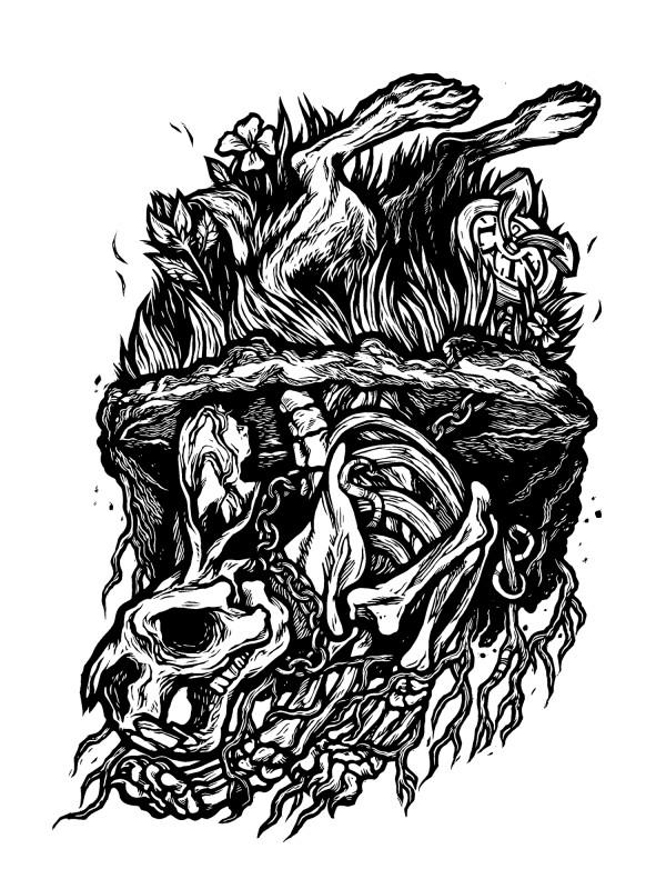 Rabbit Whole by Jenn Rodriguez