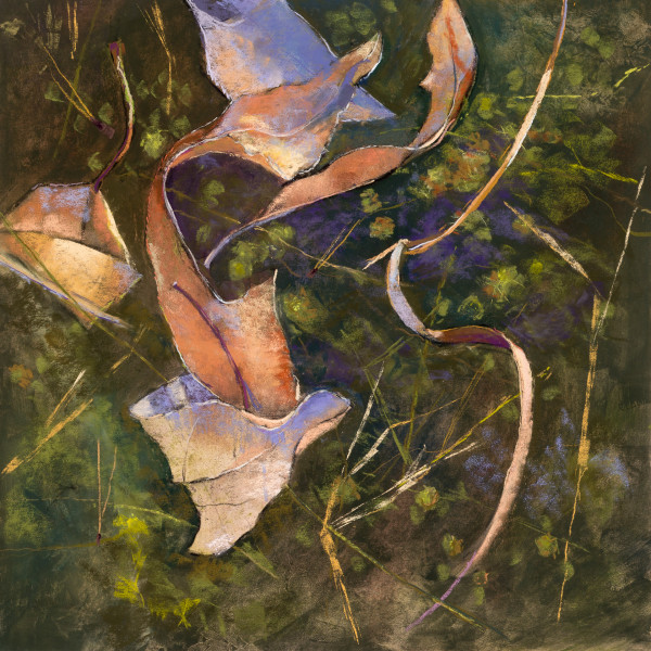 Forest Floor(or Arabesque) by Sandy Marvin
