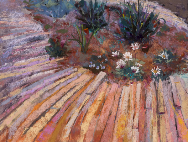 Rock Garden by Sandy Marvin