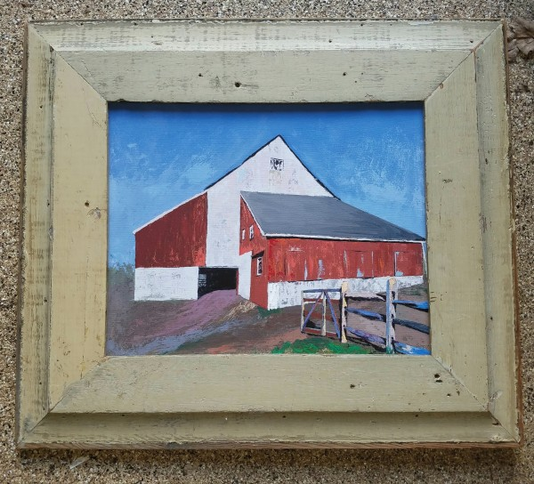 Perfect Barn; Perfect #4 by Barnlady