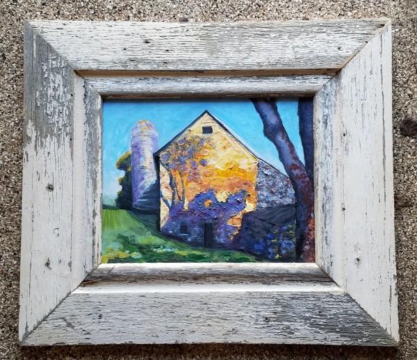 Shining Light by Barnlady