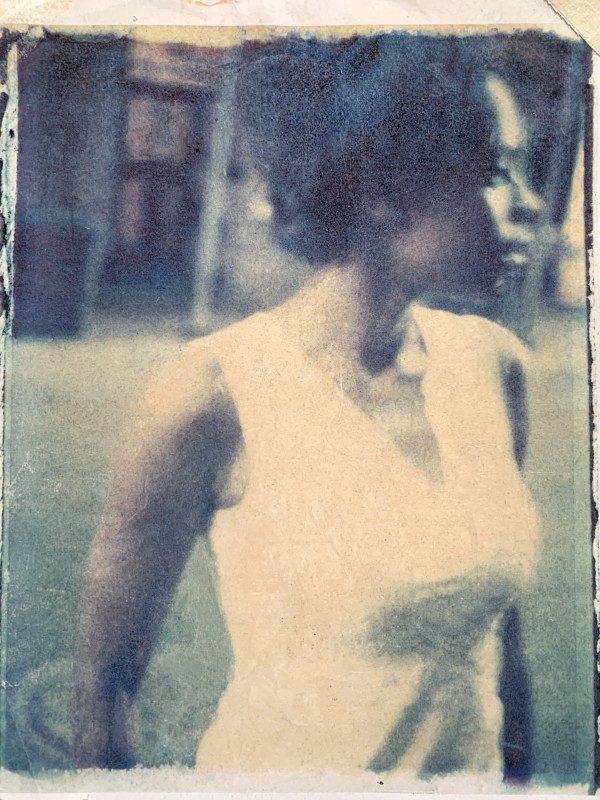 """Woman Looking to the Side"" by Unknown"