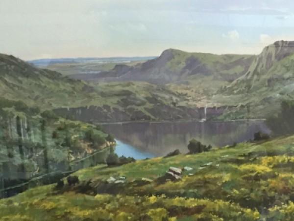 Montana Verde by Joan Colomer Valls