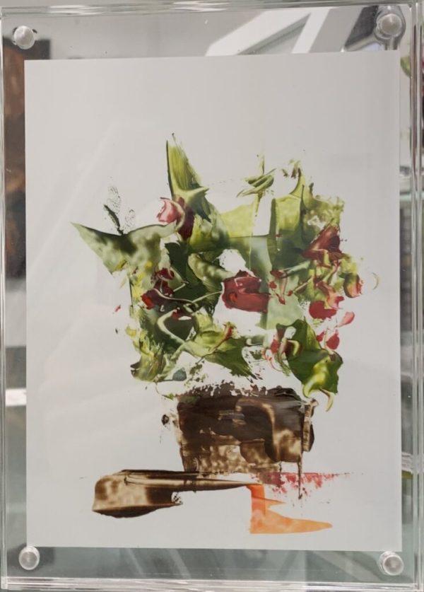 Flower III by Nancy Lee