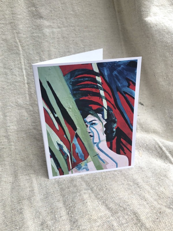 Veiling Card by Shelby Little