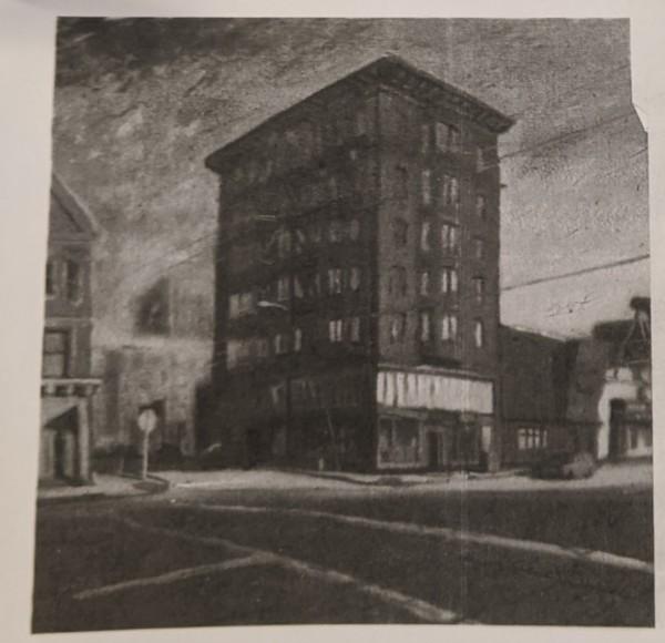Oakland Theater* by John Paul Marcelo