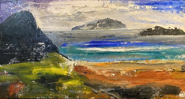 Translucent Island by Matt Petley-Jones
