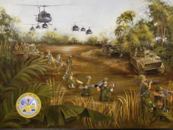You Are Not Forgotten (U.S. Army) by Teri Rosario