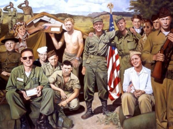 Nebraska American Heroes by Stephen Cornelius Roberts