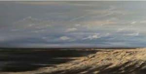 Morning Light: Dunes in Blk & White - Print #7 of 100