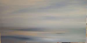 Beach Study in Light - Monet Morning - Print #47 of 75