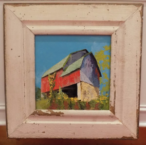 Green Roof Barn; Green Roof #2