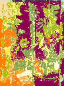 Tropical Bamboo Series: Bamboo Colorburst