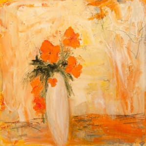 Orange Flowers FB-print #13 of 25