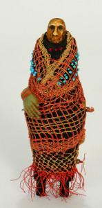 Stone Hand Heavy Doll