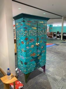Fish Cabinet #2