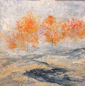 Birch Trees #7 - Print #12 of 25