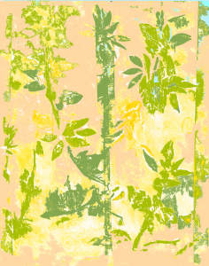 Tropical Bamboo Series: Bring on the Sun (bamboo light)