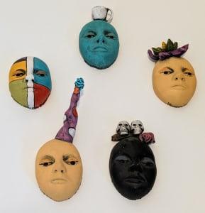 Five Faces*