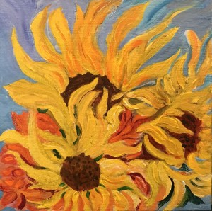 407 - Sunflowers