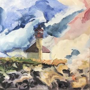 136 - Coastal Light-Cape Arago