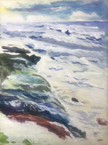 588- Storm surge 2 Yachats