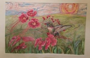 Hummingbird Daze