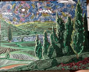 Landscape of perceptions