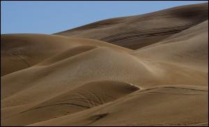 Sand Dunes, Yuma, Arizona #79