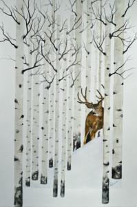 Snow Buck