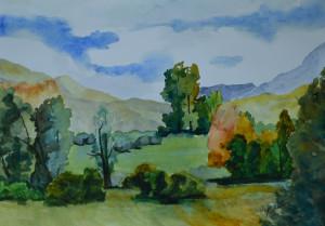 William Fork Valley