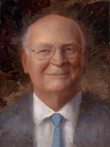Dan Cuddy Commission Portrait