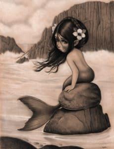 Sea Maiden (The Mermaid)