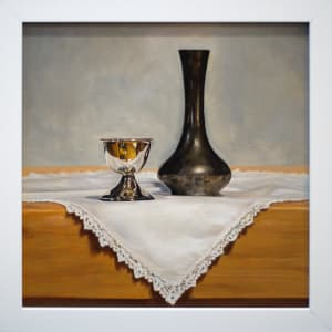 Vase and Egg Cup