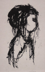 Girl With Bobbed Hair