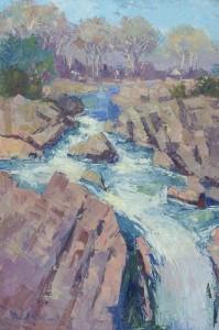 Olmstead Island Falls