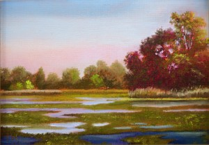 """Holiday Beach Marsh"""