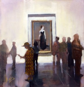 Spirits in the Met